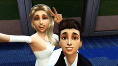 Great Time Selfie Kids Pose Override No.7 at RomerJon17 Productions • Sims 4 Updates