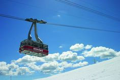 The iconic tram at Snowbird Ski and Summer Resort helped make the Little Cottonwood Canyon resort a must-see and must-ski destination when it opened in 1971.