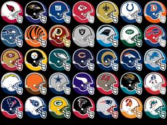 nfl printable logos - Google Search