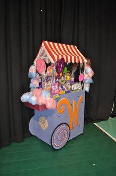 Candy Cart idea