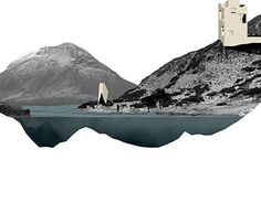 """Check out new work on my @Behance portfolio: """"Landscape sections""""…"""