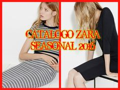 CATALOGO ZARA SEASONAL 2016