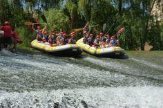 Rafting en Campamentos Y Albergues En Alcala De Jucar, mas informaciones http://turiaventura.es/campamentos/campamentos-y-albergues-en-alcala-de-jucar