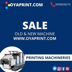 free registration for OYAPRINT.COM. introducing a website to solve all the challenges of printing and packaging by clubbing all the suppliers of #ink, #spareparts #consumables, #chemicals, #machinary #jobworkstations and all the needs of a printer. come and #flexprinting register yourself to India's first printing portal of its own kind. #oyaprint #makeinindia Online Printing Services, Old And New, Printer, Challenges, Website, Portal, Packaging, India, Free