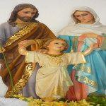 Comienzan las festividades de la Sagrada Familia en Villa Cubas