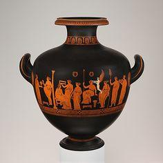1780 British Vase at the Metropolitan Museum of Art, New York