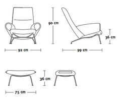 Armchair Designs Front Elevation Google Search Chairs