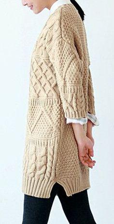 Tan Sweater, perfect with leggings!