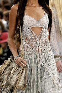 Lace and fringe and flowing skirts..OH my!!!