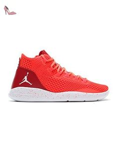 best sneakers 4ec80 4ef0a Nike Jordan Reveal, Chaussures de Sport-Basketball Homme, Rouge-Rojo  (Infrared