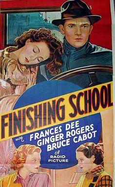 Finishing  School(1934) 7/10 - 10/9/15
