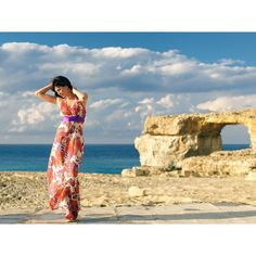 Wow! So sad to hear the beautiful Azure window on the island of Gozo has collapsed... Such a beautiful place! I shot a fashion series there for a magzine 10 years ago and we made this image after a lot of struggle to get there. We had decided to have lunch in the village of Xlendi and just a few minutes before we arrived there a terrible storm came rolling in. We actually saw four tornados building up in the horizon. After having parked our car we sat down in a restaurant to get something to…