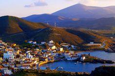 GREECE CHANNEL | Psara island
