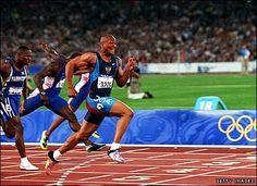 Maurice Green Long Jump, High Jump, Triple Jump, Pole Vault, Track And Field, Athletics, Runners, Green