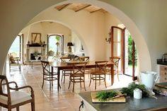Rustic Italian Villa in Col Delle Noci - Walnut Hill - in Umbria, Italy