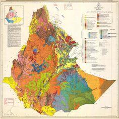 80 best Ethiopia Map images on Pinterest in 2018 | Ethiopia, Maps ...