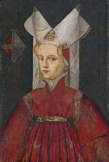 Anne of Lusignan (Cyprus), duchesse of Savoie. Medieval Fashion, Medieval Clothing, Medieval Costume, Medieval Art, Italian Renaissance, Renaissance Art, Historical Costume, Historical Clothing, 15th Century Fashion