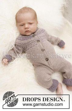 Вяжем с Дропс для малышей: платье для девочки, комбинезон, чепчик для новорожденного и простая шапка. Обсуждение на LiveInternet - Российский Сервис Онлайн-Дневников
