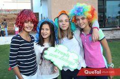 Marina, Isa, Joaquina y Lorenza. #kids #party #ideas
