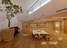 Mukou Leimondo Nursery School by Archivision Hirotani Studio / Kyoto, Japan