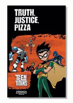 Teen Titans I LOVE THIS SHOW!!