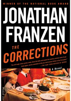 The Corrections is a grandly entertaining novel for the new century—a comic, tragic masterpiece about a family breaking down in an age of easy fixes. Richly realistic, darkly hilarious and deeply humane, it confirms that Jonathan Franzen is one of our most brilliant interpreters of American society and American soul. #booksthatdefinedgeneration