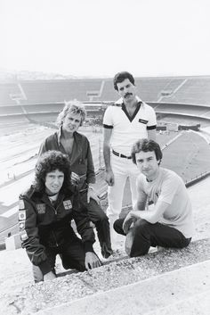 Queen in South America, 1981