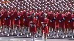 Beautiful Chinese Military Women (Katyusha) HD