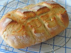 Francia hàzikenyér Bread And Pastries, Bread Rolls, How To Make Bread, Creative Food, Bread Baking, Lime, Food And Drink, Pizza, France