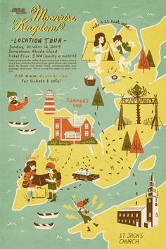 moonrise kingdom map