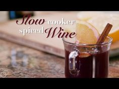 Well Plated by Erin Slow Cooker Spiced Wine {Mulled Wine} Recipe   Well Plated by Erin