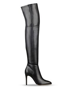 GUESS - ZONIAN OVER-THE-KNEE POINTED-TOE BOOTS