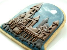 Harry Potter Cookies | Honeycat Cookies