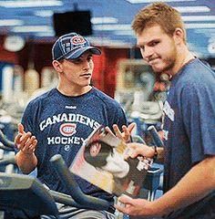 Brendan and Alex Hockey Rules, Hockey Mom, Ice Hockey, Montreal Canadiens, Hockey News, Hockey Boards, Sports Teams, Hockey Players, Sport Man