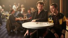 John Noble and Leigh Whannell in The Mule John Noble, App, Google Search, Apps