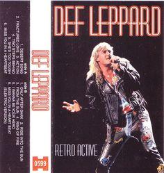 Def Leppard - Retro Active