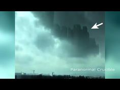 Did parallel universe open up? Hundreds see 'floating city' filmed in skies above China   Science   News   Daily Express