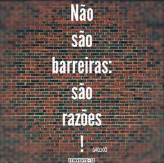 Razões! Pra mais poesias, visite: meubolsoesquerdo.blogspot.com