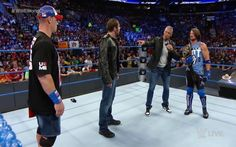 John Cena Returns On SmackDown, WWE Championship Match Announced For No Mercy