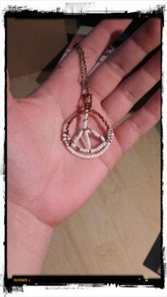 Beads DIY Necklace Diy Necklace, Washer Necklace, Chain, Beads, Jewelry, O Beads, Jewellery Making, Jewels, Jewlery