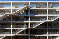Agence Nicolas Michelin  Associés / NANCY / 130 logements sociaux