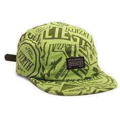 9c4a14fdff3 LIE x Smoke Dza Kushedgod Hat