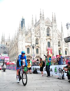 16 seconden. Hier weet hij het al. Ryder Hesjedal wint de Giro. Volg @touretappe voor alle verhalen. En veel meer.