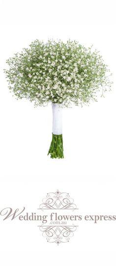 Bridesmaid Bouquets - Gypsophila | Wedding Tips and Articles