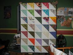 potential memory quilt pattern