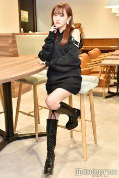(画像10/16) 芹奈(C)モデルプレス - リトグリ「自分たちが思っている以上だった」…「世界はあなたに笑いかけている」が代表曲に&「バタバタだった」2度目の紅白舞台裏を明かす<モデルプレスインタビュー> Monster Photos, Botas Sexy, Kawaii Girl, Ikon, Fashion Boots, Cute Girls, Blouse, Glee, Beauty
