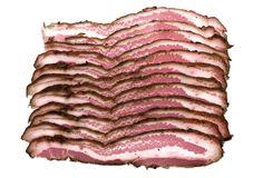 Maple-Espresso Cured Bacon