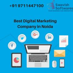 We are one of the Best Digital Marketing Company in Noida which better comprehend the need of the clients and performs according to them. Contact Us: 9711447100 Best Digital Marketing Company, Best Seo Company, Digital Marketing Services, Internet Marketing Agency, Social Media Marketing Companies, Marketing Channel, Search Engine Marketing, Branding, Business