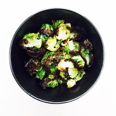 Teriyaki Sprouts! Recipe on the blog!