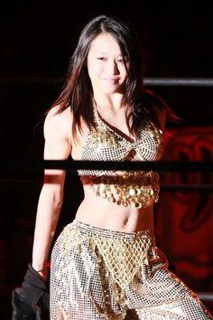 Japanese Womens Wrestling: Syuri - Japanese Women Wrestling
